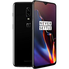 OnePlus 6T 6GB/128GB Black Glossy - Mobile Phone