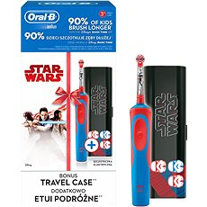 Oral-B Vitality Star Wars + Travel Case - Electric Toothbrush