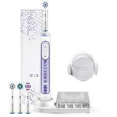 Oral-B Genius 10000 Orchid Purple - Electric Toothbrush