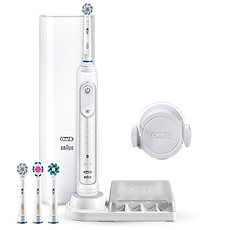 Oral-B PRO 10000 White - Electric Toothbrush