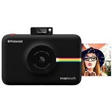 Polaroid Snap Touch Instant, Black - Instant Camera