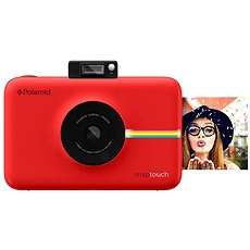 Polaroid Snap Touch Instant, Red - Instant Camera