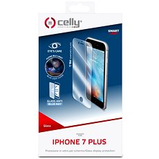 CELLY GLASS for iPhone 7 Plus - Glass protector