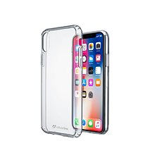 Cellularline CLEAR DUO for Apple iPhone XR - Mobile Case