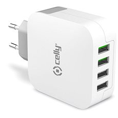 CELLY charger TC4USBTURBO - Charger