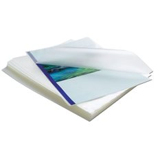 Fellowes OEM Glossy Pouches - Laminating Foil