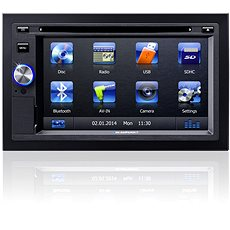 BLAUPUNKT 530 SanDiego World - Car Stereo Receiver