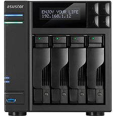 Asustor AS6404T - Data Storage Device