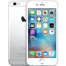 iPhone 6s 128GB Silver - Mobile Phone