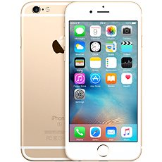 iPhone 6s 128GB Gold - Mobile Phone