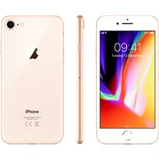 iPhone 8 64GB Gold - Mobile Phone