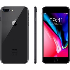 iPhone 8 Plus 64GB Space Grey - Mobile Phone