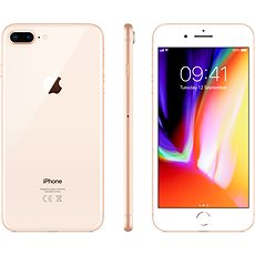 iPhone 8 Plus 256GB Gold - Mobile Phone