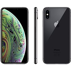 iPhone Xs 64GB Space Grey - Mobile Phone