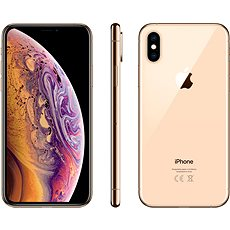 iPhone Xs 512GB Gold - Mobile Phone