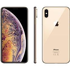 iPhone Xs Max 64GB Gold - Mobile Phone
