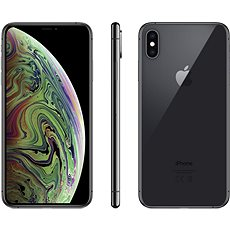 iPhone Xs Max 512GB Space Grey - Mobile Phone