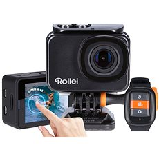 Rollei ActionCam 550 Touch Black - Digital Camcorder