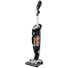 Rowenta RY7535WH Clean and Steam - Upright vacuum cleaner