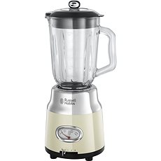 Russell Hobbs 25192-56 Retro Jug Blender Cream - Countertop Blender