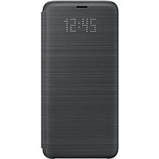 Samsung Galaxy S9 LED View Cover black - Mobile Phone Case