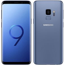 Samsung Galaxy S9 Duos Blue - Mobile Phone