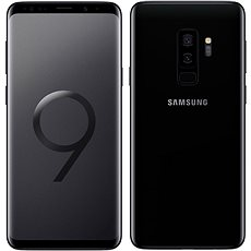 Samsung Galaxy S9+ Duos 256GB Black - Mobile Phone