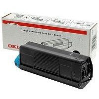 OKI 44469704 yellow - Toner