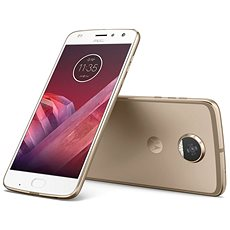 Motorola Moto Z2 Play Fine Gold - Mobile Phone