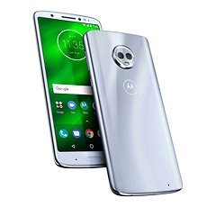 Motorola Moto G6 Plus Dual SIM Light Blue - Mobile Phone