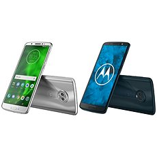 Motorola Moto G6 Single SIM Blue - Mobile Phone