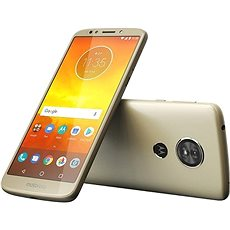 Motorola Moto E5 Gold - Mobile Phone