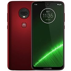 Motorola Moto G7 Plus red - Mobile Phone