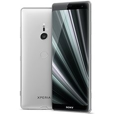 Sony Xperia XZ3 Silver - Mobile Phone
