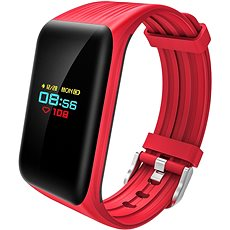 CUBE1 Smart band DC28 Plus Red - Fitness Bracelet