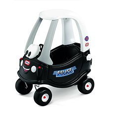 Little Tikes Cosy Coupe - Police - Balance Bike/Ride-on