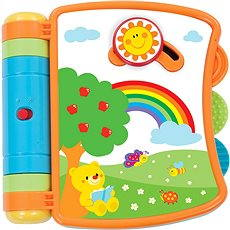 Buddy toys A book with sounds - Interactive Toy