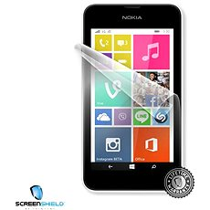 ScreenShield for the Nokia Lumia 530 on the phone display - Screen protector
