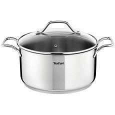 Tefal Intuition 24cm with Lid A7024684 - Pot