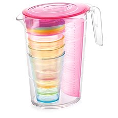 Tescoma Jug myDRINK 2.5l, 4 cups with lid-r - Pitcher
