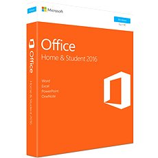 Microsoft Office 2016 Home and Student ENG - Office Pack