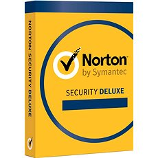 Symantec Norton Security Deluxe 3.0 CZ, 1 user, 3 devices, 12 months (electronic license) - Electronic license