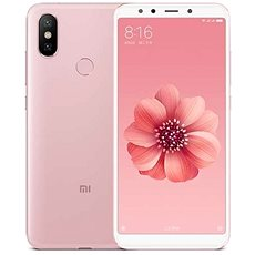 Xiaomi Mi A2 64GB LTE Pink - Mobile Phone