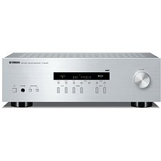 YAMAHA R-S202D silver - Stereo receiver