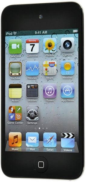 iPod Touch 4th 64GB černý - MP3 Player