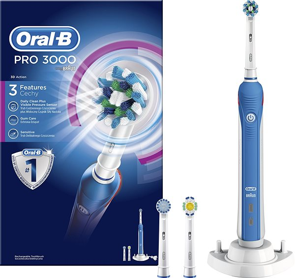 Oral B Professional Care 3000 D20.535.3 Electric