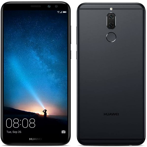 HUAWEI Mate 10 Lite Graphite Black Mobile Phone | Alza.co.uk