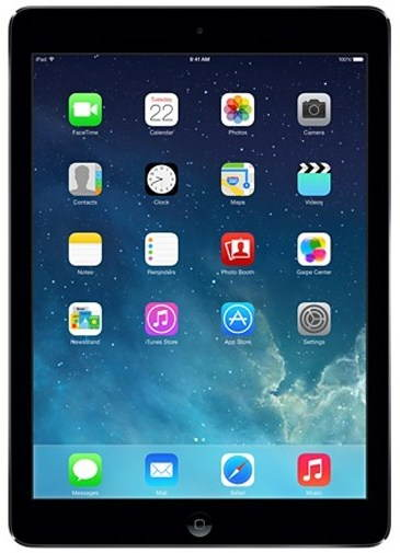 iPad Air 16GB WiFi Cellular Space Gray - Tablet