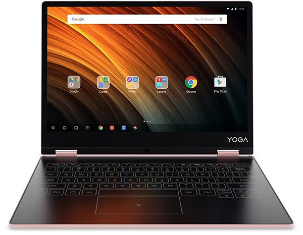 Lenovo Yoga A12 Rose Gold - Tablet PC | Alza co uk