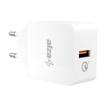 AlzaPower Q100 Quick Charge 3.0 white - AC Adapter